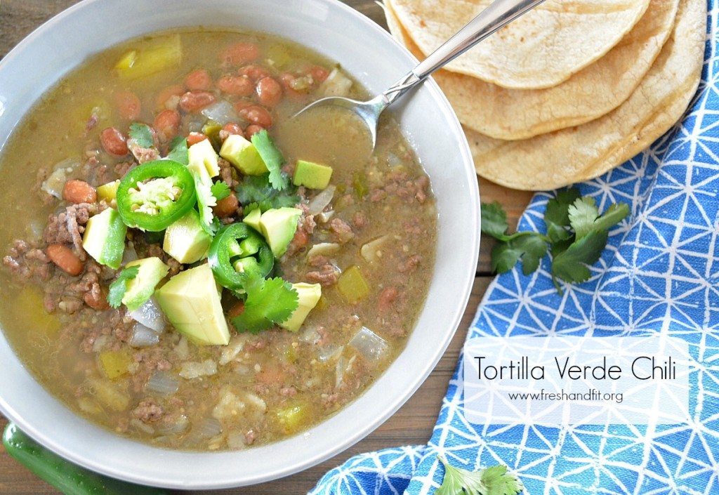 Tortilla Verde Chili 1